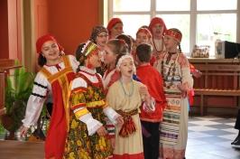 Отчётный концерт учащихся вокально-хорового отделения ЩДМШ №1, посвящённый Дню защиты детей