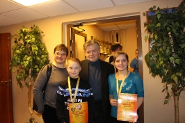 Участники IV Всероссийского конкурса-фестиваля